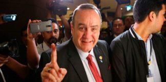 Alejandro Giammattei del partido Conservador, gana la presidencia de Guatemala