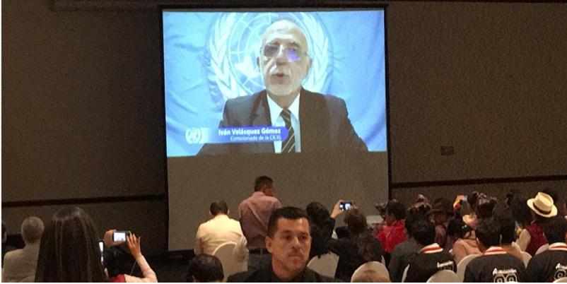 Guatemala, informe comisión internacional contra impunidad