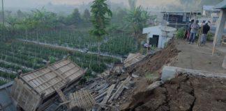 Lanzan alarta de tsunami por sismo de magnitud 6.8 en Indonesia