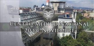 Issste, hospital 20 de Noviembre