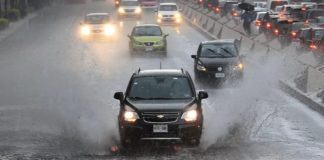Viernes: pronóstico de lluvias intensas en Sonora, Sinaloa, Chihuahua, Oaxaca, Chiapas y Tabasco