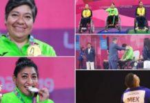 Con 11 preseas, México, 4to sitio en medallero parapanamericano