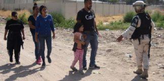 Migrante Mexicano, SRE