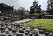 Mixcoac, zona arqueológica, CDMX