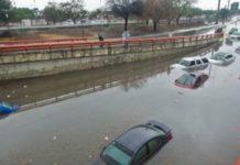 Por descarga eléctrica, mueren dos personas durante lluvias en NL