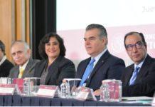 Proveedores íntegros, acto de presentación gobierno de México