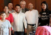 Salud, reunión del titular Alcocer con padres de infantes