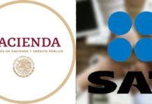 logos SAT Hacienda México