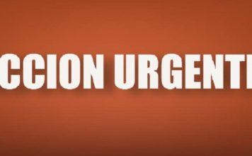 cartel acción urgente, chiapas