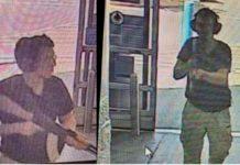 Walmart imágenes del sospechoso