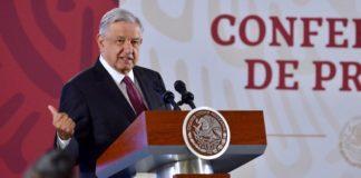 AMLO: no habrá impunidad con constructoras, se tienen que hacer cargo