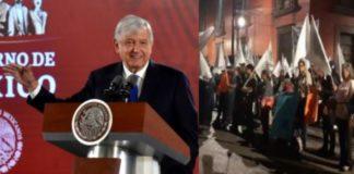 Gobierno interviene en demandas de telefonistas jubilados: AMLO