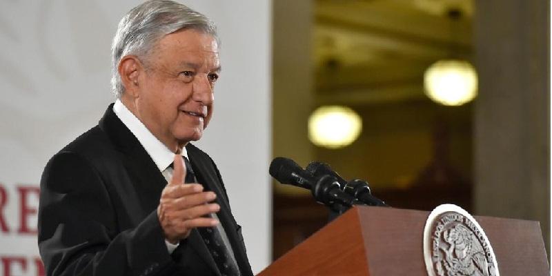 AMLO, presidente México