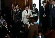 Salvador Allende, su discurso en la Universidad en Guadalajara