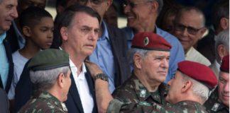 Bolsonaro quiere militarizar educación