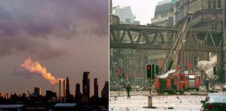 Europeos consideran más grave cambio climático que terrorismo