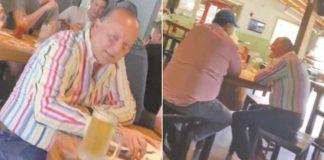 Captan al prófugo César Duarte en un bar de Nuevo México