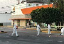 Balean a 5 personas en terminal Estrella de Oro de Cuernavaca