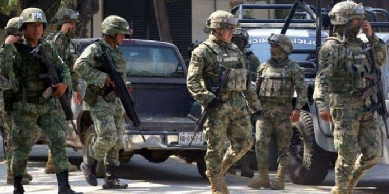 Guardia Nacional, México
