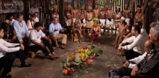 Siete naciones sudamericanas firman pacto a favor de la Amazonia