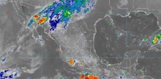 Depresiones Lorena y Mario se debilitan, siguen las lluvias