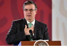 México: NO intervención, solución pacífica de conflictos