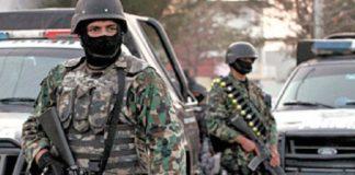 Ejército Mexicano