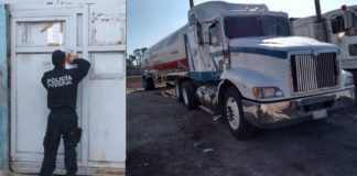 Gas, cisternas recuperadas en el Edomex