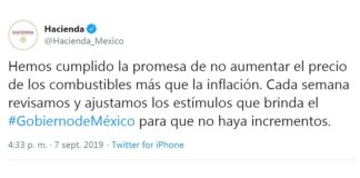 Fake news gasolinazo en México