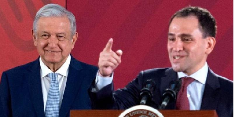 Hacienda, secretario y presidente AMLO