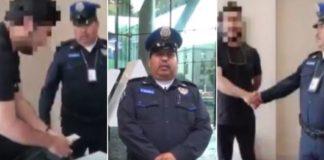 Policía halla maleta con más de mil dólares y la devuelve a su dueño