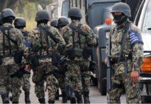 Seguridad, México