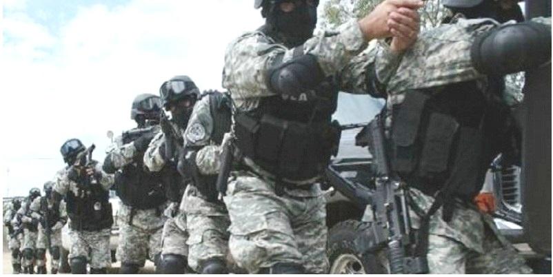 seguridad México