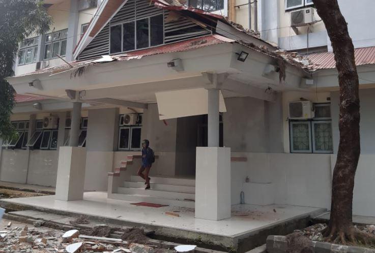 Terremoto de magnitud 6,5 dejó 20 muertos en Indonesia
