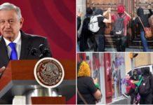AMLO pide manifestación pacífica para conmemorar el 2 de octubre