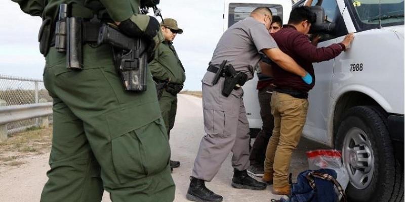 Casi medio millón de familias detenidas por intentar migrar a EE.UU