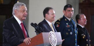 Relatoría de Culiacán: Es nuestra convicción no ocultar nada, AMLO