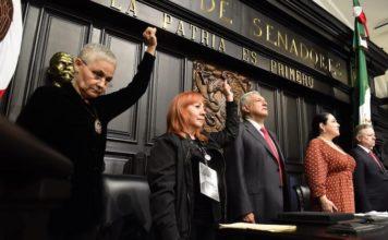 Rosario Ibarra pide a AMLO resguarde medalla hasta que haya justicia