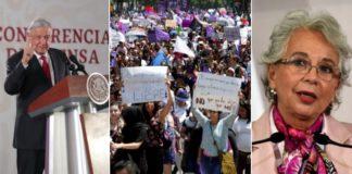 AMLO: Mujeres son prioridad, tienen una aliada en Gobernació
