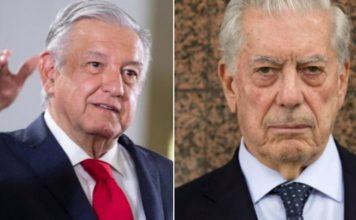 AMLO: Respeto a Vargas Llosa pero ha involucionado, es monárquico