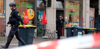 Tiroteo cerca de una sinagoga de Alemania deja dos muertos