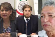 Recibe Senado terna enviada por AMLO para presidir la CRE