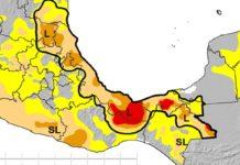 Chiapas, persiste sequía