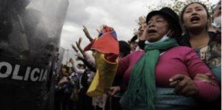 Ecuador, anulan decreto y diálogo