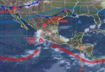 Colima: Tormenta Tropical Priscila tocará tierra, se prevén fuertes lluvias