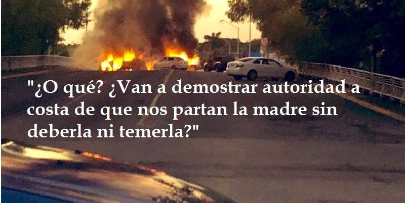 Culiacán, Sinaloa, somos gente de paz