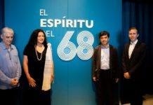El Espíritu del 68, recate de la memoria histórica en Los Pinos