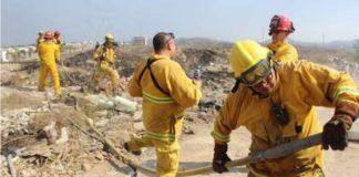 Incendios controlados en BC
