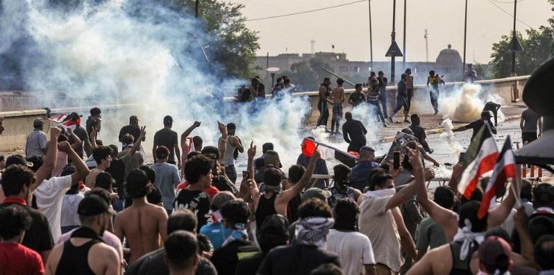 Irak, protestas por falta de servicios básicos