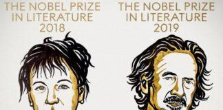 Tokarczuk y Handke, premios Nobel de Literatura 2018 y 2019